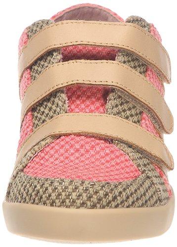 Lollipops Milou Flat Sneaker, Baskets mode femme Rose