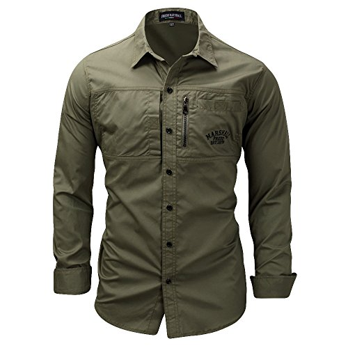 Tops Herren,TWBB Freizeit Männer Einfarbig Oberteile V-Ausschnitt Shirt Lange Ärmel Hemd Bluse Schlank Persönlichkeit Sweatshirts
