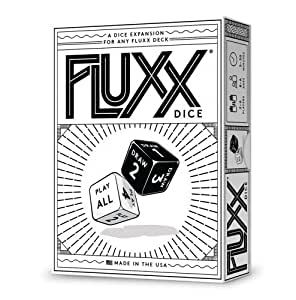 Looney Labs Fluxx Dice