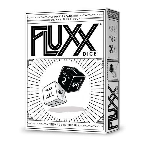 Looney Labs Fluxx Dice Game