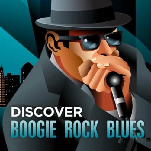Discover - Boogie Rock Blues
