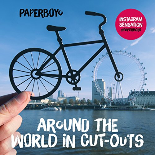 Around the World in Cut-Outs por Paperboyo