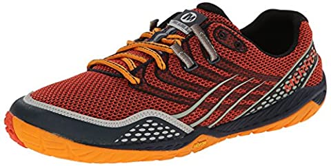 Merrell Trail Glove 3, Chaussures de trail homme, Multicolore (Spicy