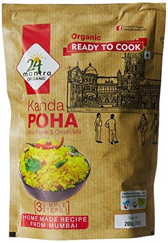 24 Mantra Kanda Poha, 200g