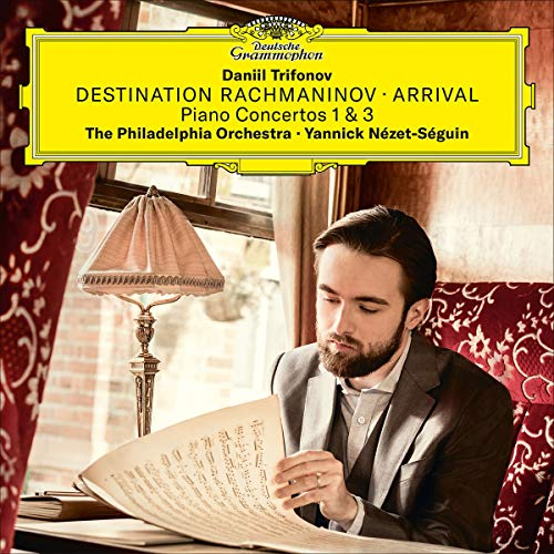 Destination Rachmaninov-Arrival Audio-destination