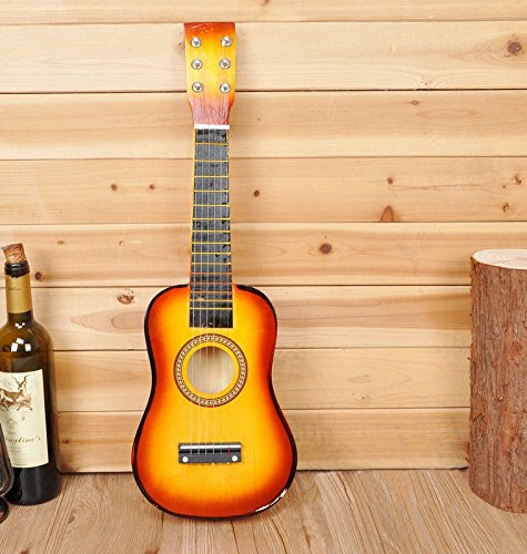 hand-made-wooden-acoustic-guitar-with-metal-strings-musical-instrument-kids-gift-orange