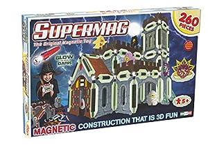 Supermag Toys supermag 3D Castle Juego de construcción Magnético,, 0618