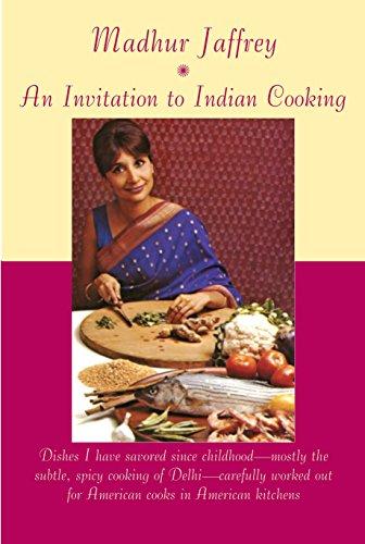 An Invitation to Indian Cooking por Madhur Jaffrey