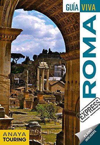 Roma (Guía Viva Express - Internacional) por Anaya Touring