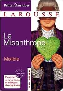 Amazon.fr - Le Misanthrope - Jean-Baptiste Molière