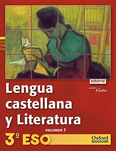 Pack Lengua Castellana Y Literatura. Adarve Cota Trimestral. Libro Del Alumno + Antología - 3º ESO - 9788467362787