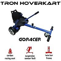 TRON The Official Midnight Blue Racer Hoverkart