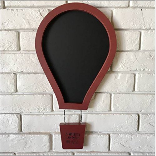 Su @ da Continental-style/colore/Palloncini/PARACHUTES/decorazione/Messaggio Board/Bar/Negozio/da parete/parete Hangings steam ball - red Red