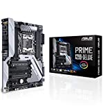 ASUS Prime X299-Deluxe - Placa Base (chipset Intel x299, LGA 2066, WiFi, ATX, Bluetooth 4.1, 7 x SATA 6 GB/s)