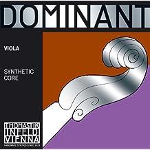 Dominant Strings 137S 1/2 - Cuerda para viola y violín de aluminio en Re, 1/2