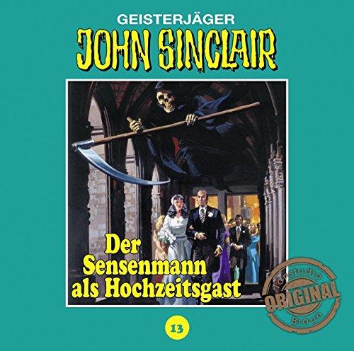 John Sinclair (13) Der Sensenmann als Hochzeitsgast (Jason Dark) Tonstudio Braun / Lübbe Audio 2016