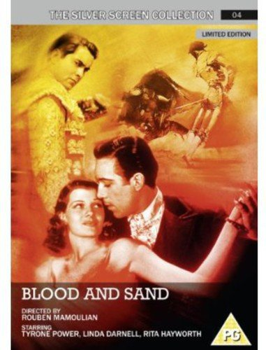 Preisvergleich Produktbild Blood and Sand (Limited Edition - Silver Screen Collection) [DVD] [1941] [UK Import]