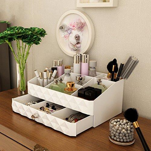 MMM Drawer Storage Box Kosmetik Kreative Haushalt Plastic Vanity Schmuck Aufbewahrungsbox große Box - Vanity Box