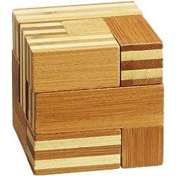 Philos 6057 - Juego de ingenio en bambú [Importado de Alemania]