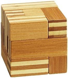 Philos 6057 - Juego de ingenio en bambú Importado de Alemania