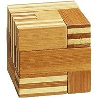 Philos 6057 - Cubo rompicapo in bambù, seria