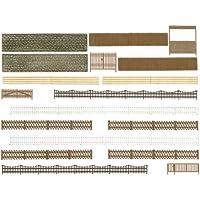 Busch - Valla para modelismo ferroviario H0 - 1:87 (BUE6017)