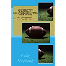 University of California - Los Angeles Football Bible Verses (The Believer Series) (English Edition)