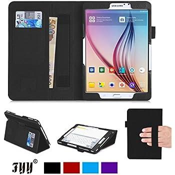 Custodia in silicone per Samsung Galaxy Tab s2 9.7 t810 Cover Di Tpu 9h Vetro Duro Pellicola