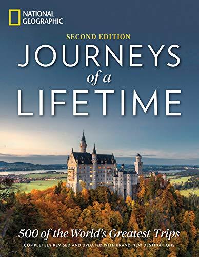 Journeys Of A Lifetime - 2ª edición por Vv.Aa