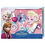 Disney 02020410–Kit de maquillage La Reine des neiges Avec étui Grande taille