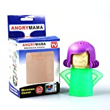 micro-ondes à vapeur Aspirateur Angry Mama