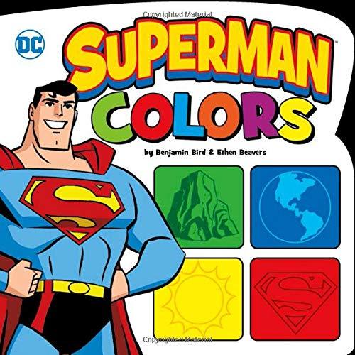 Superman Colors (DC Board Books) 512kC294VUL