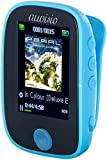 auvisio MP3 Player Bluetooth: Clip-On-Multimedia-Player, 4,6-cm-Farb-Display, Bluetooth, Pedometer (MP3-Player mit Schrittzähler)