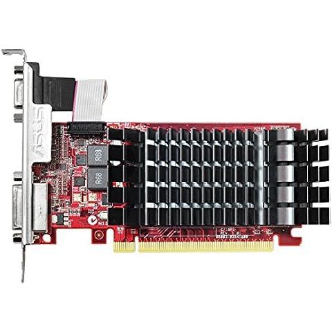 ASUS R7240-SL-2GD3-L - Tarjeta gráfica de 2 GB DDR3 (AMD Radeon R7 240, PCI Express 3.0, 900 MHz, HDMI)