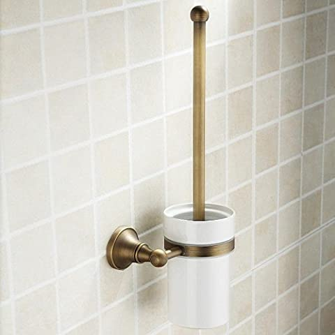 BL Continental Classic Antique Cuivre Brosse WC Support Kit accessoires pour salle de bain