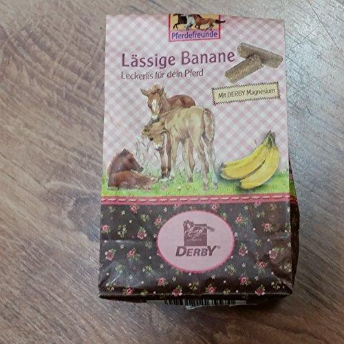 """'Snack erlis * * Casual * * Cavalli amici nel simpatici 80g Bustine * La Piccola aufmunterung Banana per tra grazie """""""