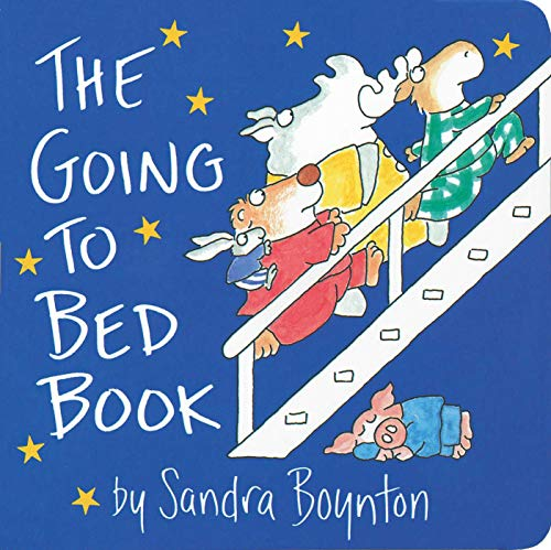 Going To Bed Book (Boynton Board Books (Simon)
