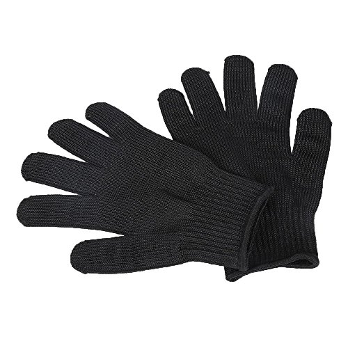 1Paar anti-cut Jagd Angeln Handschuhe schnittfest Hand Schutz Arbeitshandschuhe Edelstahl...