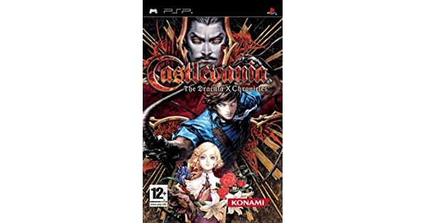 Castlevania Dracula X Chronicles Psp Amazon Co Uk Pc Video Games