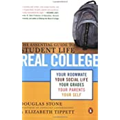 Real College: The Essential Guide to Student Life by Douglas Stone (2004-09-07)