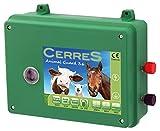Cerres Weidezaungerät Elektrozaungerät 230V Animal Guard 3,6 Joule, Sehr schlagstark, Robust und witterungsbeständig, zur Wildabwehr, für Schafe, Pferde- und Rinderweiden (3,6 Joule)