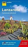 ADAC Reiseführer Lanzarote: Der Kompakte mit den ADAC Top Tipps und cleveren Klappkarten - Nele-Marie Brüdgam