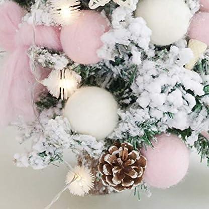 DWHX-Kleine-Strmten-Weihnachtsbaum-Umweltfreundlich-PVC-Desktop-Fenster-Dekoration-Mini-Christbaum-Mit-Tannenzapfen-60cm