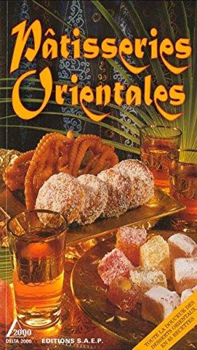 Pâtisseries orientales par Laurence Lefebvre