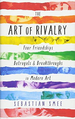 The Art Of Rivalry por Sebastian Smee