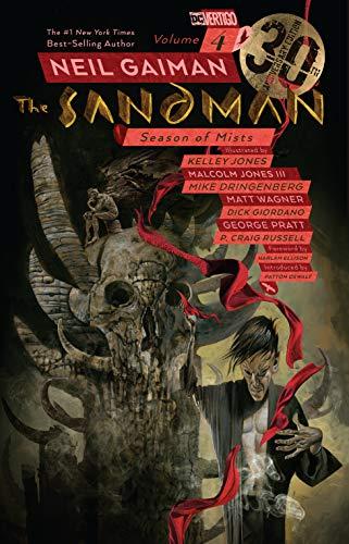 Preisvergleich Produktbild The Sandman Vol. 4: Season of Mists 30th Anniversary Edition