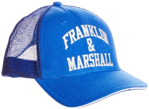 Mens-Franklin-And-Marshall-Cap-In-Academy-Blue