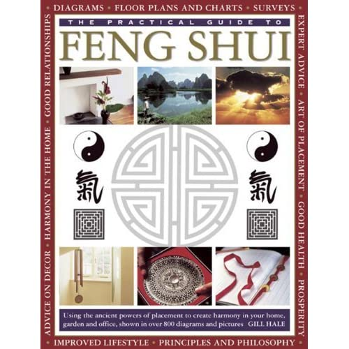The Practical Guide to Feng Shui: Using the Ancient Powers of Placement to Create Harmony in Your Home, Garden and Office, Shown in Over 800 Diagrams and Pictures by Gill Hale (2013-07-16)