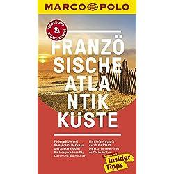 MARCO POLO Reiseführer Französische Atlantikküste: Reisen mit Insider-Tipps. Inklusive kostenloser Touren-App & Update-Service Autovermietung Frankreich