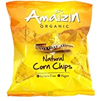 Amaizin | Bio Corn Chips Natural | 2 x 16 x 75g